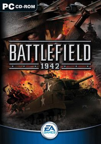 Battlefield 1942 - Image: Battlefield 1942 Box Art
