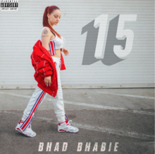 Bhad Bhabie 15 Mixtape Cover.png