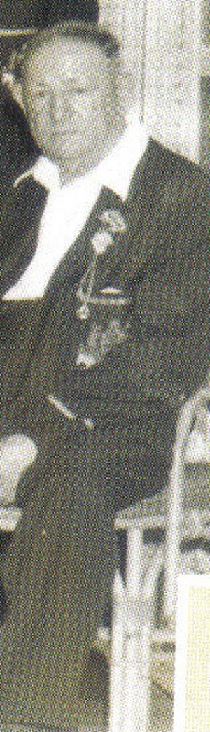 Billy Cann - Cann in 1955