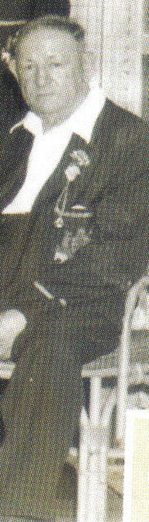 Billy Cann - Cann in 1955