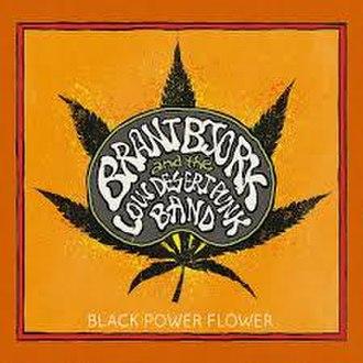 Black Power Flower - Image: Blackpowerflower