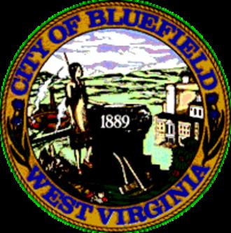 Bluefield, West Virginia - Image: Bluefield Seal