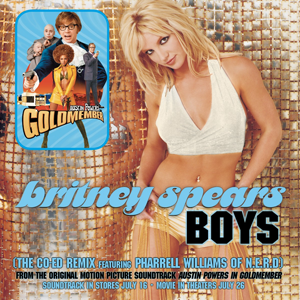 Boys (Britney Spears song) - Image: Boys COED rmx