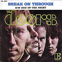 The Doors — Break On Through (To the Other Side) (studio acapella)