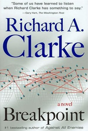 Breakpoint (novel) - Image: Breakpoint by Richard A Clark