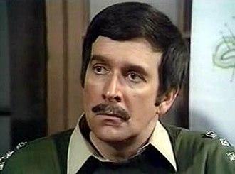 Nicholas Courtney - Courtney's most famous character, Brigadier Lethbridge-Stewart