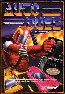 <i>Autoduel</i> 1985 video game