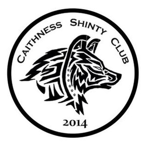 Caithness Shinty Club - Image: CAITHNESS SHINTY