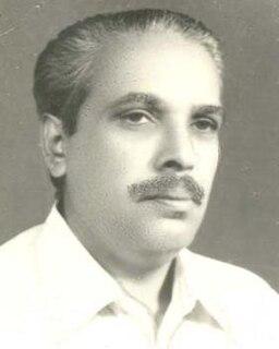 C. B. C. Warrier Indian politician
