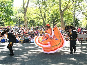 City Parks Foundation - CityParks Kids Mexican dancers