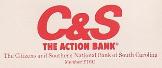 Citizens & Southern National Bank - Image: CSSC
