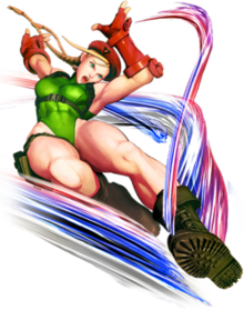 Cammy Wikipedia