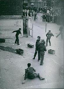 Aldershot riot (1945) - Wikipedia
