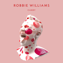 Robbie Williams — Candy (studio acapella)