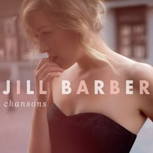 Chansons (Jill Barber album) - Image: Chansons (album)