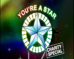 Charity You're a Star - Image: Charityspecial logo