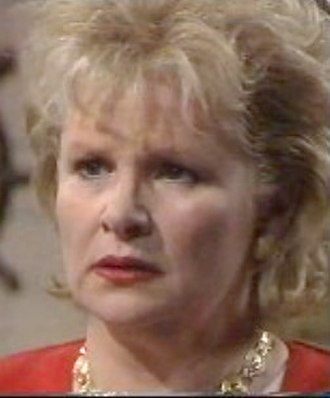 Cheryl Stark - Colette Mann as Cheryl Stark