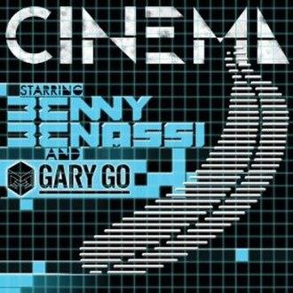 Cinema (Benny Benassi song) - Image: Cinema Benny