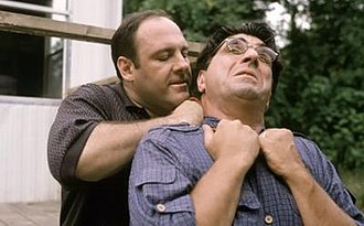 College (The Sopranos) - Image: College Sopranos