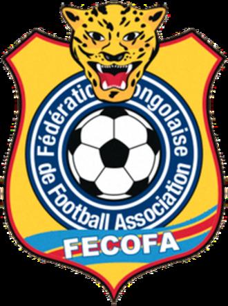 DR Congo national football team - Image: Congo DR FA