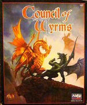 Council of Wyrms - Image: Council of Wyrms