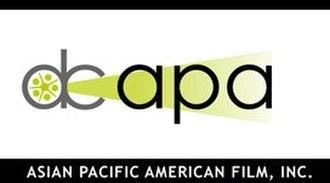 DC Asian Pacific American Film Festival - Image: DC APA FILM INC LOGO