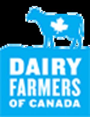 Dairy Farmers of Canada - Image: Dairy Farmers of Canada logo