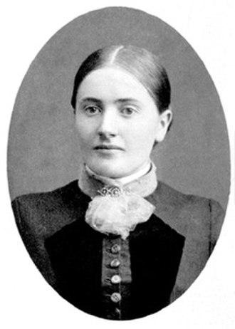 B. H. Roberts - Celia Dibble Roberts, one of B. H. Roberts's three wives