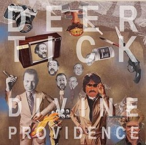 Divine Providence (album) - Image: Divine Providence