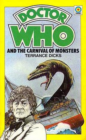 Carnival of Monsters - Image: Doctor Who and the Carnival of Monsters