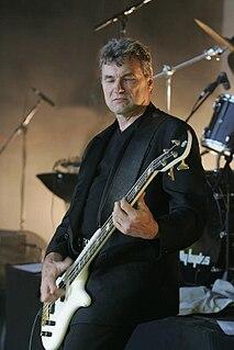 Harry Brus Australian bass player and guitarist