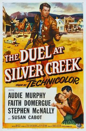 The Duel at Silver Creek - Film poster