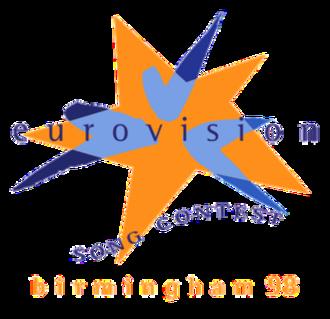 Eurovision Song Contest 1998 - Image: ESC 1998 logo