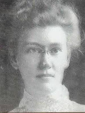 Edith Mansford Fitzgerald - Edith Mansfield Fitzgerald
