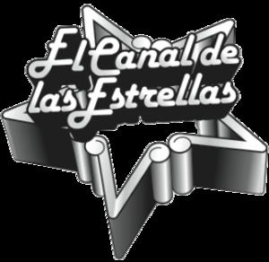 Las Estrellas - Image: El Canal de las Estrellas 1980s logo