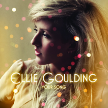Ellie Goulding — Your Song (studio acapella)