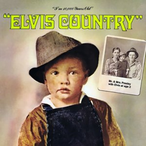 Elvis Country (I'm 10,000 Years Old) - Image: Elvis Country