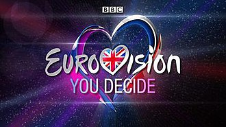 UK national selection for the Eurovision Song Contest - Modified logo used for the first three editions of Eurovision: You Decide