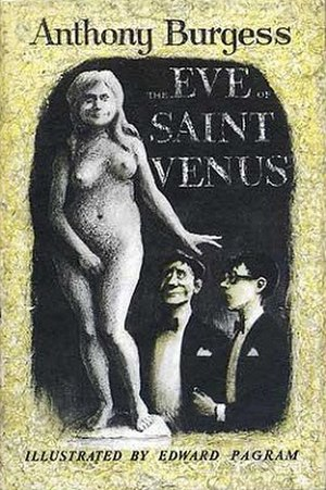 The Eve of Saint Venus - First edition (publ. Sidgwick & Jackson)