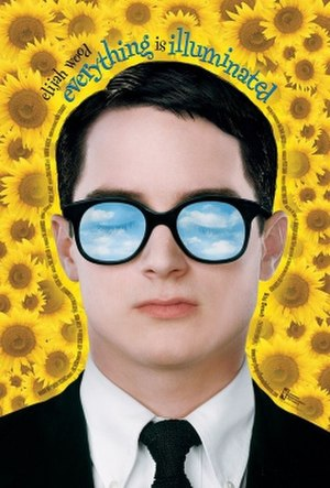 Everything Is Illuminated (film) - Everything Is Illuminated movie poster