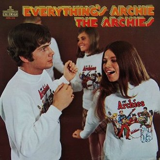 Everything's Archie (album) - Image: Everythingsarchie 2