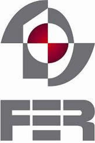 Faculty of Electrical Engineering and Computing, University of Zagreb - Official logo