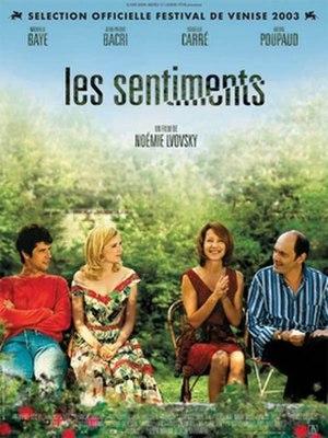Feelings (2003 film) - Image: Feelings film