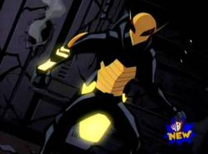 Firefly (DC Comics) - Firefly as he appeared in The Batman