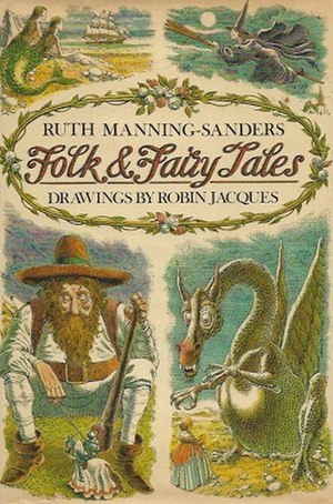 Folk and Fairy Tales - First edition