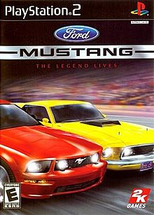 Mustang Games For Free