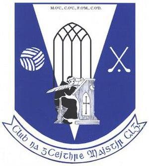 Four Masters GAA - Image: Four Masters GAA logo