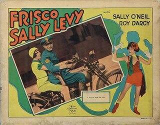 <i>Frisco Sally Levy</i> 1927 film by William Beaudine