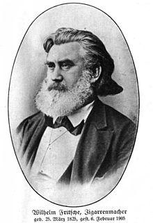 Friedrich Wilhelm Fritzsche German political activist