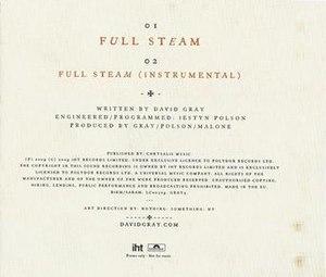 Full Steam